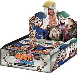 Naruto: Kage Summit Booster Box Case [1st Edition/6 boxes]