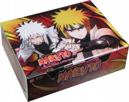 Naruto: Lineage of the Legends Booster Box [1st Edition]