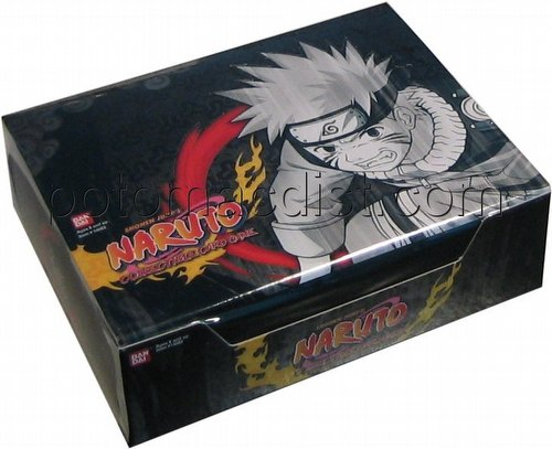 Naruto: Path to Hokage Booster Box [1st edition]