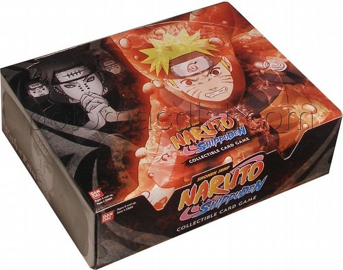 Naruto: Path of Pain Booster Box [1st Edition]