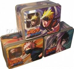 Naruto: Rebirth Tin Set [3 tins]