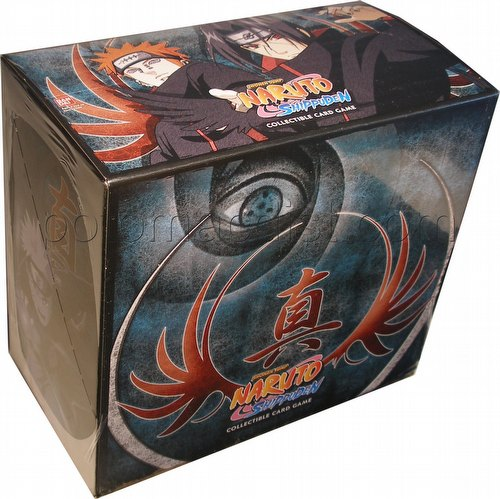 Naruto: Shattered Truth Theme Starter Deck Box