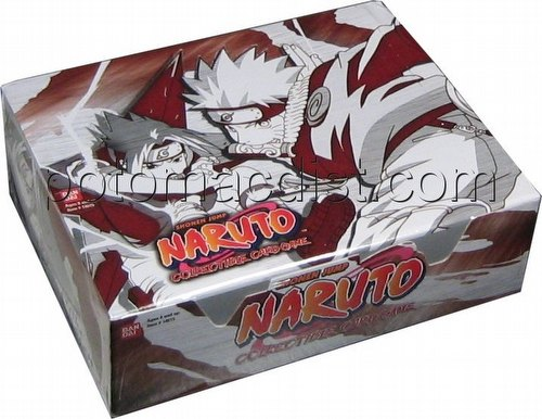 Naruto: The Chosen Booster Box [1st Edition]