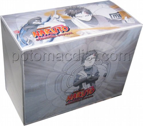 Naruto: The Chosen Theme Starter Deck Box