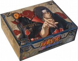 Naruto: Tournament Pack 4 Booster Box [1st Edition]