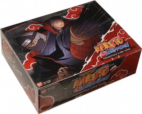 Naruto: Will of Fire Booster Box [1st Edition]
