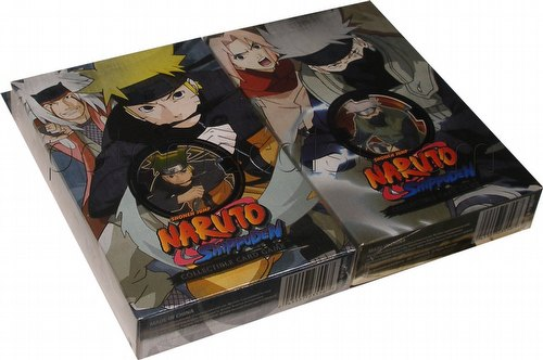 Naruto: Will of Fire Theme Starter Deck Set [2 decks]