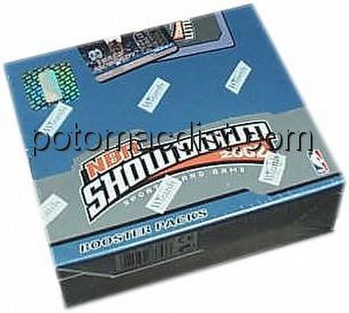 NBA Showdown Sports Card Game: 2002 [02] Booster Box