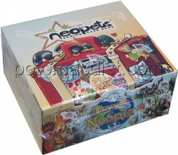 NeoPets Trading Card Game [TCG]: Travels In Neopia Booster Box