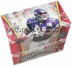 NFL Showdown: 2002 Base Set Booster Box