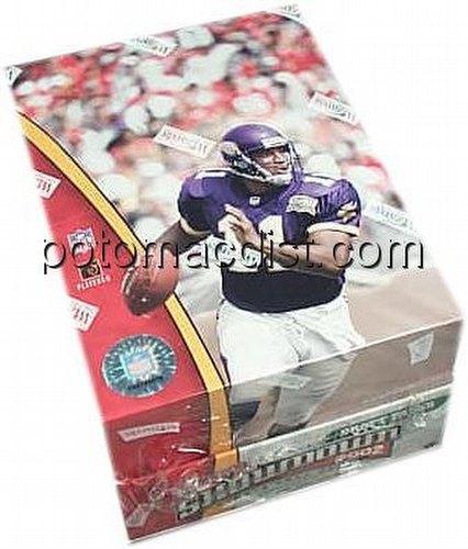 NFL Showdown: 2002 Draft Pack Box
