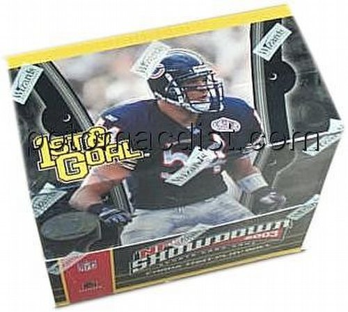 NFL Showdown: 2003 First & Goal Booster Box