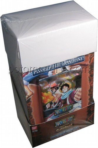One Piece Collectible Card Game [CCG]: The Passage to the Grand Line Booster Box