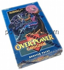Overpower: Marvel Booster Box