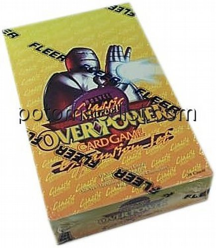 Overpower: Marvel Classic Booster Box