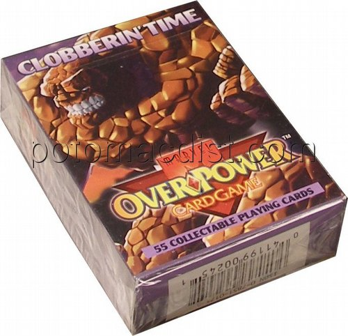 Overpower: Marvel Clobberin