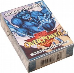 Overpower: Marvel Heroes Assemble Starter Deck
