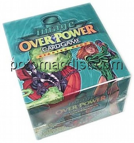 Overpower: Image Starter Box