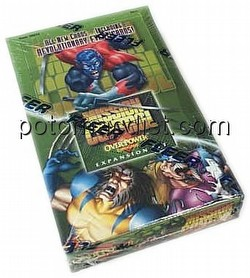Overpower: Marvel Mission Control Booster Box