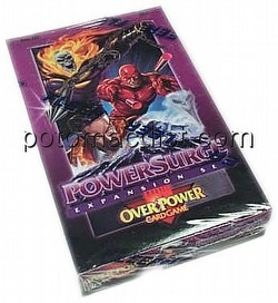Overpower: Marvel Powersurge Booster Box