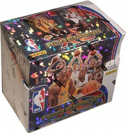 2009/2010 Panini Adrenalyn XL Trading Card Game Basketball Booster Box