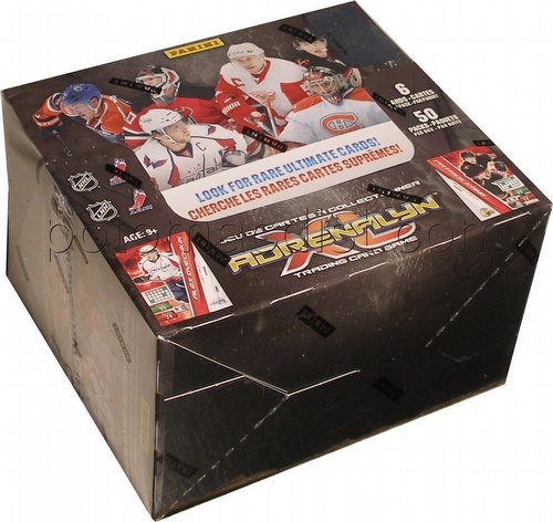 2010/2011 Panini Adrenalyn XL Trading Card Game Hockey Booster Box