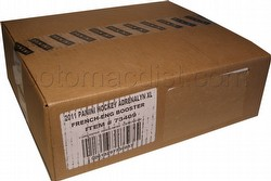 2010/2011 Panini Adrenalyn XL Trading Card Game Hockey Booster Box Case [12 boxes]