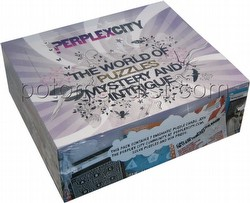 Perplex City Perplexcity Packs Season 2 Box [Wave 1]