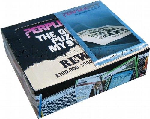 Perplex City Perplexcity Packs Box [Wave 1, 2, & 3]