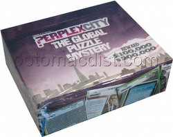Perplex City Perplexcity Packs Box [Wave 4 Only]