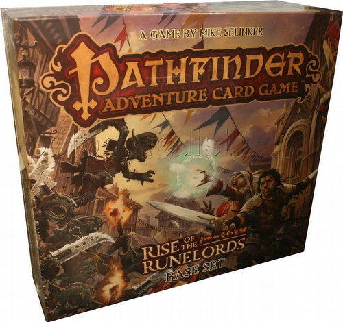 Pathfinder Adventure Card Game: Rise of the Runelords Base Set Box