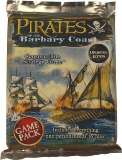Pirates of the Barbary Coast CSG: Booster Pack [Unlimited]