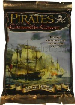 Pirates of the Crimson Coast Constructible Strategy Game [CSG]: Booster Pack