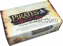 Pirates of the Spanish Main Constructible Strategy Game [CSG]: Booster Box [Limited]