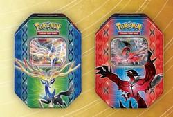 Pokemon TCG: Legends of Kalos Tin Set [2 tins/Spring 2014]