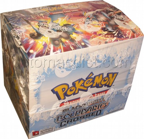 Pokemon TCG: Black & White Boundaries Crossed Starter Deck Box