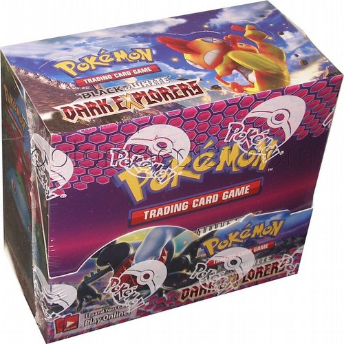 Pokemon TCG: Black & White Dark Explorers Booster Box