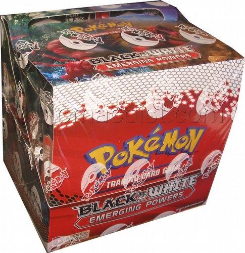 Pokemon TCG: Black & White Emerging Powers Theme Starter Deck Box