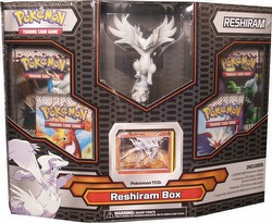 Pokemon: Black & White Legendary Reshiram Figure Box