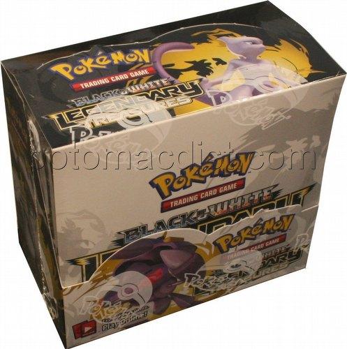 Pokemon TCG: Black & White Legendary Treasures Booster Box