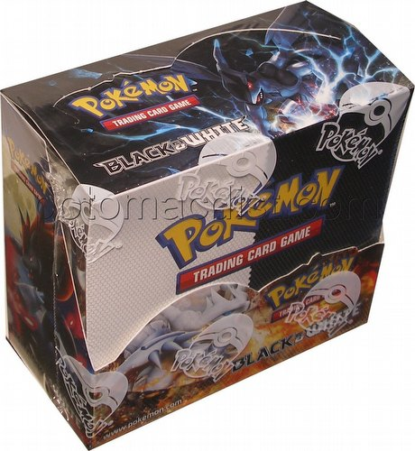 Pokemon TCG: Black & White Booster Box [without online codes]
