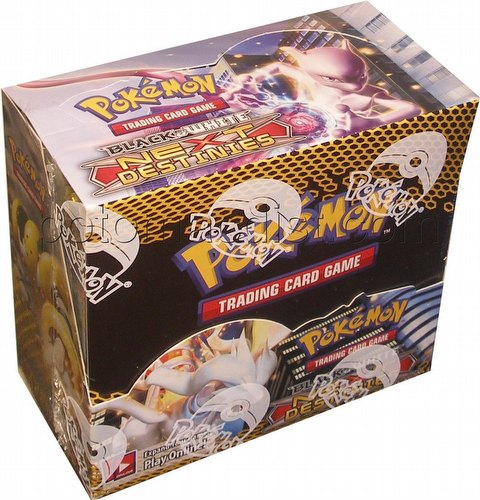 Pokemon TCG: Black & White Next Destinies Booster Box