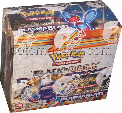 Pokemon TCG: Black & White Plasma Blast Booster Box