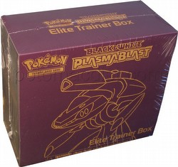 Pokemon TCG: Black & White Plasma Blast Elite Trainer Box