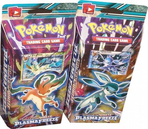 Pokemon TCG: Black & White Plasma Freeze Starter Deck Set [Psy Crusher & Frost Ray]