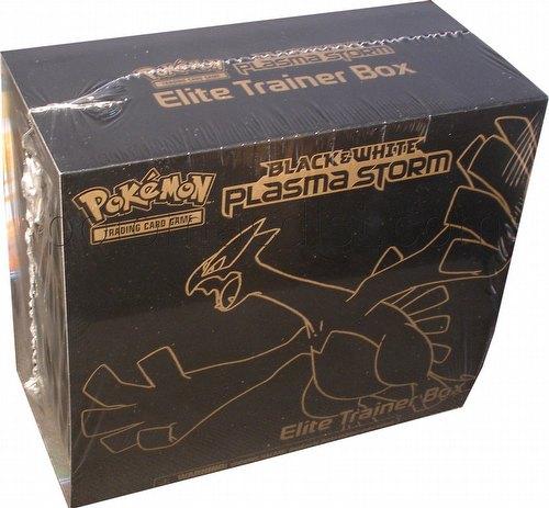 Pokemon TCG: Black & White Plasma Storm Elite Trainer Box