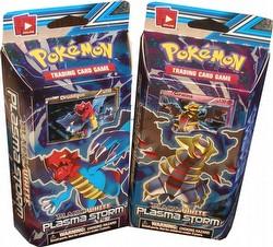 Pokemon TCG: Black & White Plasma Storm Theme Deck Set [Plasma Claw/Plasma Shadow]