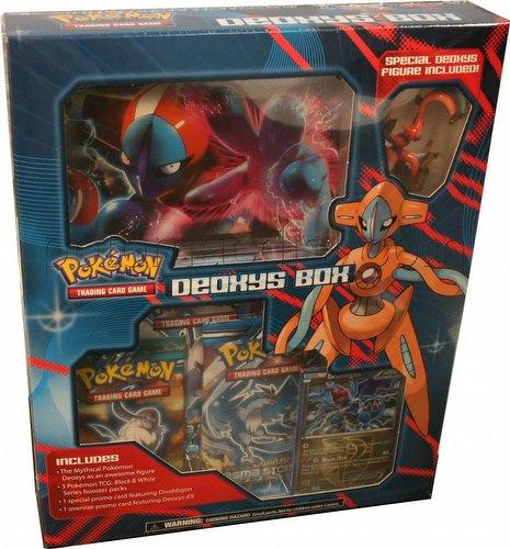 Pokemon TCG: Deoxys Box