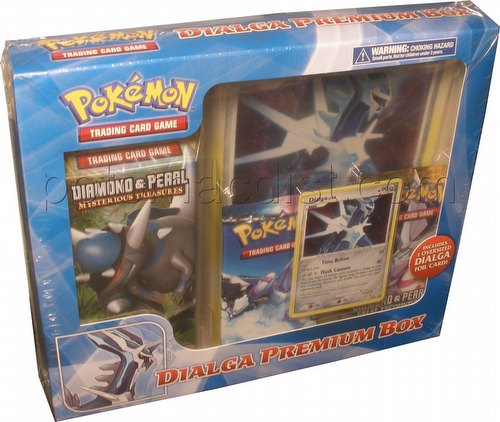 Pokemon TCG: Dialga Premium Box