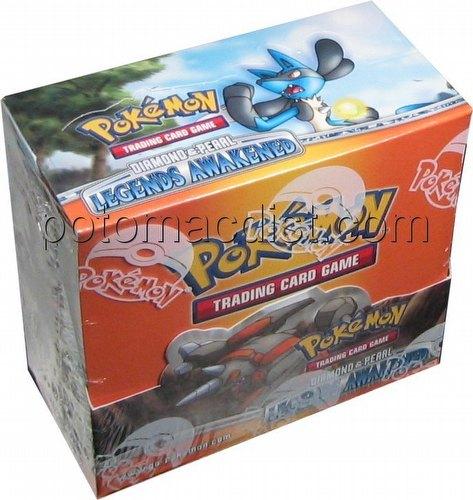 Pokemon TCG: Diamond & Pearl - Legends Awakened Booster Box